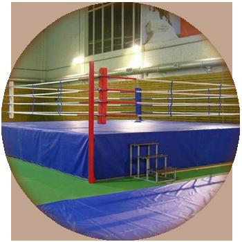 Ринги для бокса